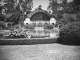 Botanical Building and Lily Pond, Balboa Park