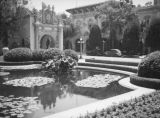 Casa del Prado and Lily Pond, Balboa Park