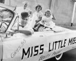 Who will be 'Miss Little Miss Reseda'?