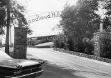 Entrance to Woodland Hills Country Club
