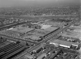 Ford Motor Co., Lincoln-Mercury Plant, looking southeast