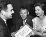 Roy Rogers/Dale Evans win award