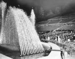 Hollywood Bowl fountains dedicated