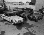 New commercial line, Willys 4-wheel drives