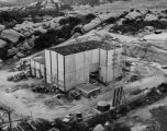 Construction of Sodium Reactor Experiment reactor