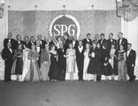 Cecil B. DeMille honored at Screen Producers Guild banquet