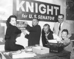 Valley campaign headquarters for Goodwin Knight
