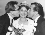 UCLA Homecoming Queen, Candy Ham with Gary Owens and George Feniman