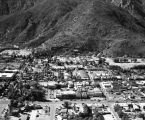 Downtown Palm Springs, looking west