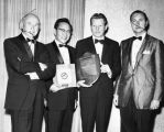 Honors to Delbert E. Wong and Danny Kaye