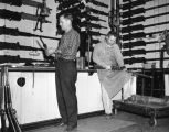 Gun room at Hollywood Paramount Studios