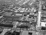 Las Palmas Avenue and Santa Monica Boulevard, Hollywood, looking south