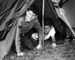 Valley lads revel during Scout Camporeno exercises