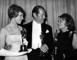 Julie Andrews, Rex Harrison win coveted honor
