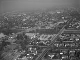 Walnut Grove Avenue and Grand Avenue, Rosemead, looking east