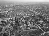 Eastern Avenue and 61st Street, Central Manufacturing District, looking east