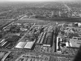 Eastern Avenue and 61st Street, Central Manufacturing District, looking west