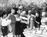 Plenty of coffee