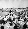 Rodeo draws crowd