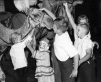 Circus thrills children