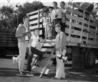 N. H. boys leave for Y-Day