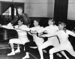 Fencing club under formation