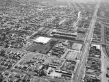 Hooper Avenue, Central Avenue and 109th Street, looking southeast