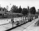 Alhambra City Park Pool
