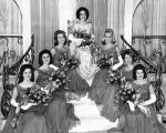 1964 Tournament of Roses Queen, court