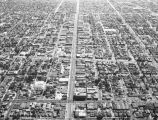 Pacific Boulevard and Slauson Avenue, Huntington Park, looking south