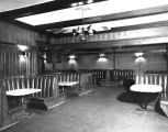 Chasen's prior to demolition, dining areas