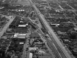 Marbrisa Avenue, Short Street and Alameda Street, Huntington Park, looking south