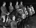 California Women's Cavalry plan show