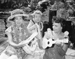 Luau to open year for Burbank women