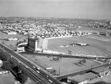 Century Drive-In, Inglewood, looking southeast