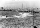 Water skiing in Redondo