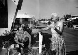 Earl and Lottie Hanlin enjoy their mobile home living in Northridge Park