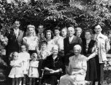 Four generations of Pease family mark anniversary