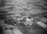 Disneyland, Anaheim, looking northeast