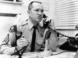 Sgt. Clyde McFarland answers 'panther' calls at station