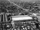 Latchford Glass Co., Huntington Park, looking west