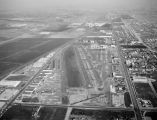 Fullerton Municipal Airport, Fullerton, looking east