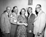 Chief telephone operator honored