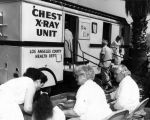 Mobile x-ray unit attracts citizens