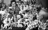 Hundreds of dolls made for hospitalized kids