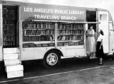 Traveling library branch