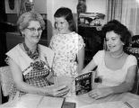Great-grandma cooks up old recipes