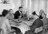 Van Nuys family observes Passover in novel manner
