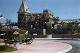 Santa Fe & Disneyland Railroad station