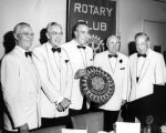 Demote Toluca Lake Rotary officers